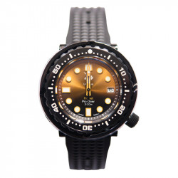 Proxima UD1682 NH35 Tuna Diver Automatic Wristwatch MarineMaster Sapphire insert  Horne dial