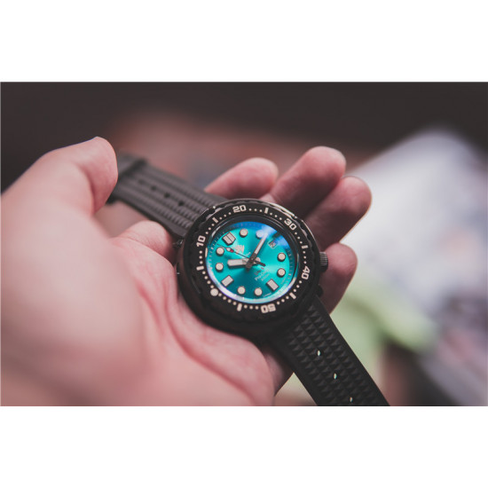 Proxima UD1682 SBBN015 unicorn Diver Watch 316L Men Mechanical Watches 200M Waterproof Luminous 2021 Sport Relojes