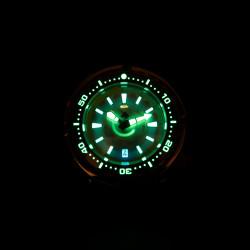 Proxima UD1682 NH36 Tuna Diver Automatic Wristwatch MarineMaster Sapphire insert Dawn dial