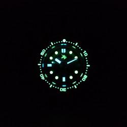 Proxima UD1682 NH35 Tuna Diver Automatic Wristwatch MarineMaster Sapphire insert Venom dial