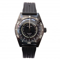 Proxima PX01 2021 new arrival  Diver Watch proxima black cycle dial