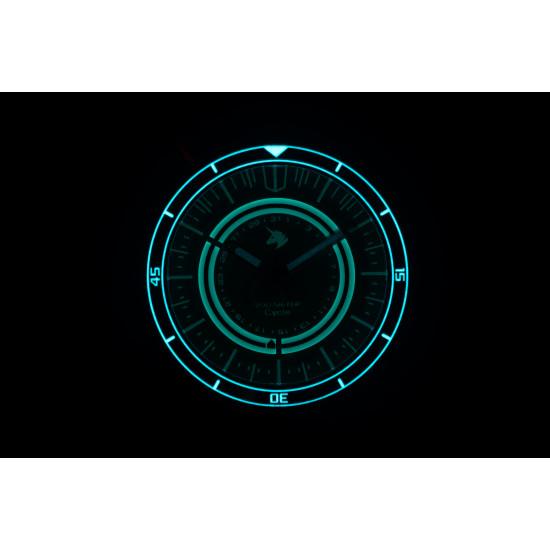 Proxima PX01 unicorn Diver Watch PVD black Men Mechanical Watches 200M Waterproof Luminous 2021 Sport Relojes