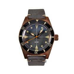 Proxima PX1681  CuSn  Diver Watch Men Mechanical Watches 200M Waterproof Luminous 2021 Sport Relojes no logo  Dial