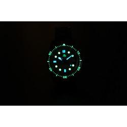 Proxima UD1680 unicorn Diver Watch PVD black Men Mechanical Watches 200M Waterproof Luminous 2021 Sport Relojes Blush Dial