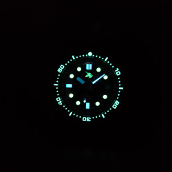 Proxima UD1680 unicorn Diver Watch PVD black Men Mechanical Watches 200M Waterproof Luminous 2021 Sport Relojes Venom Dial